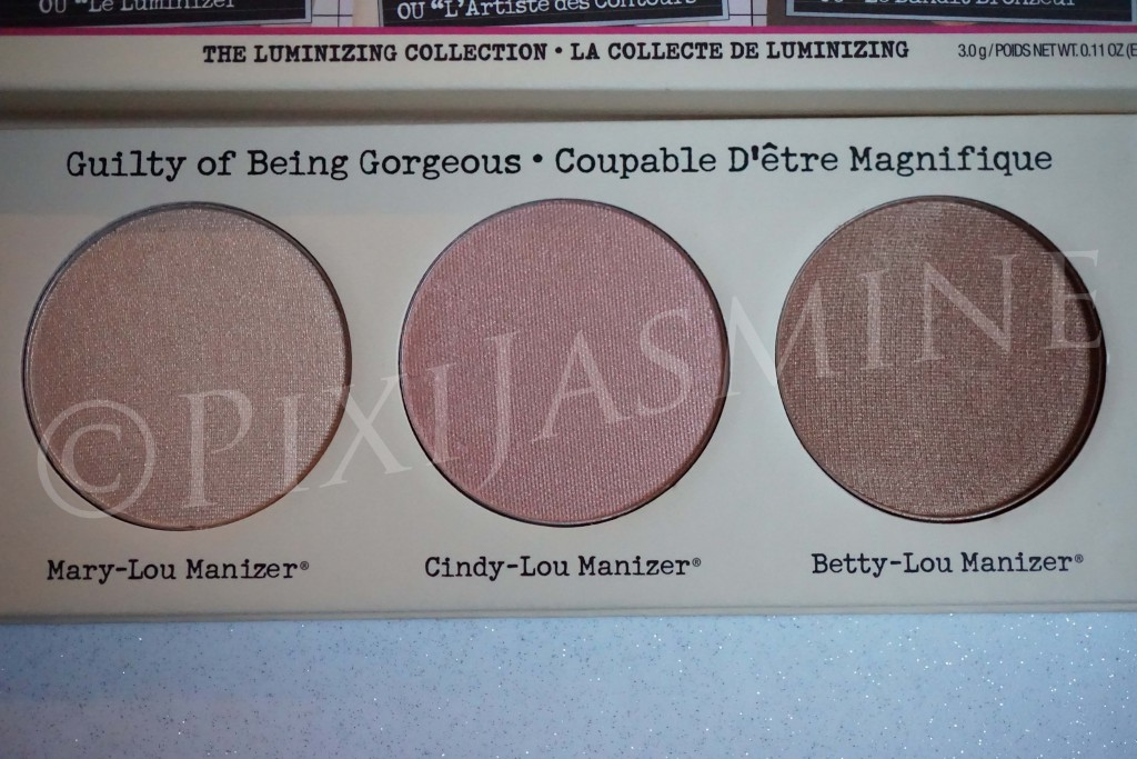 the Balm Manizer Sister Palette