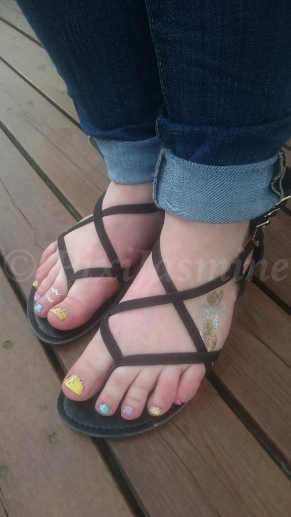 TOTW Toes Depend sunny Days Summer 2016