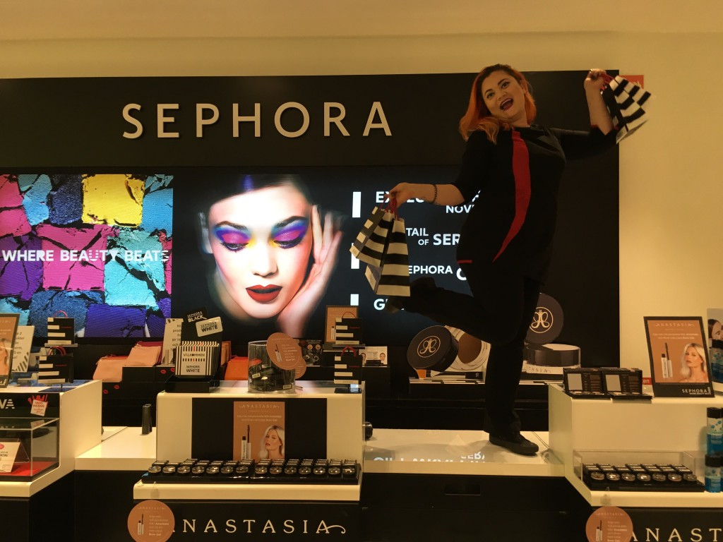 Goodbye Sephora
