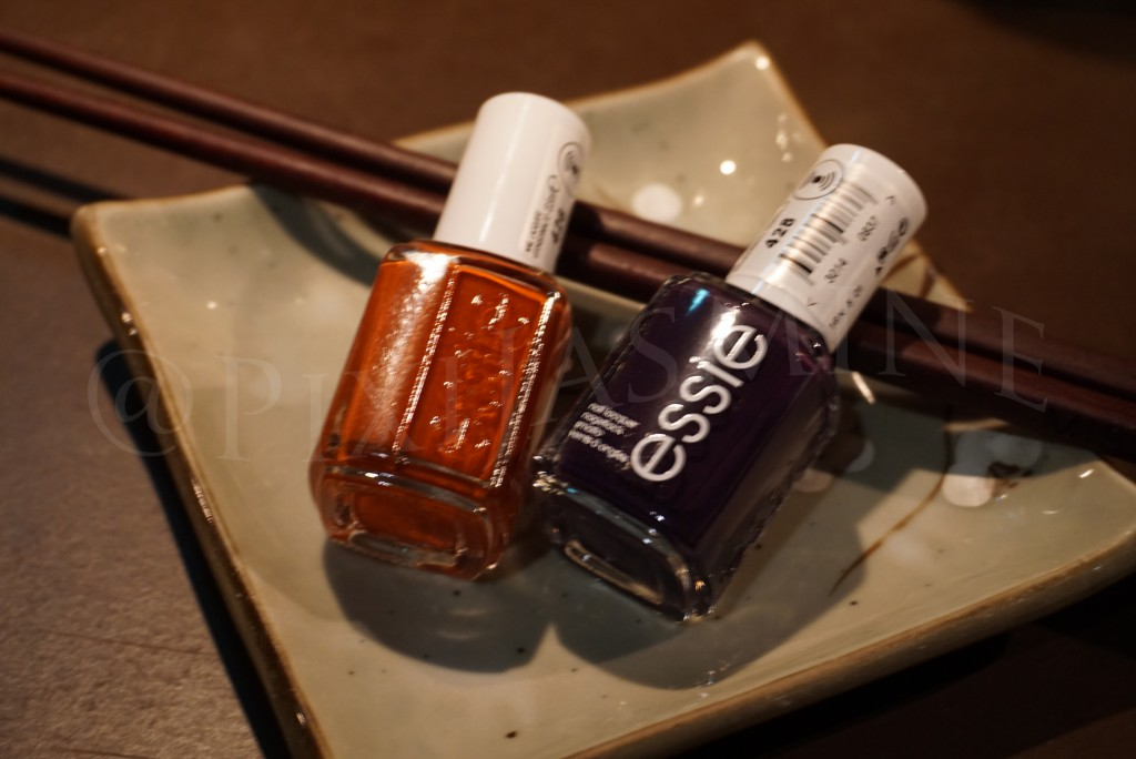 160911 Essie Miss Voon Fall 2016