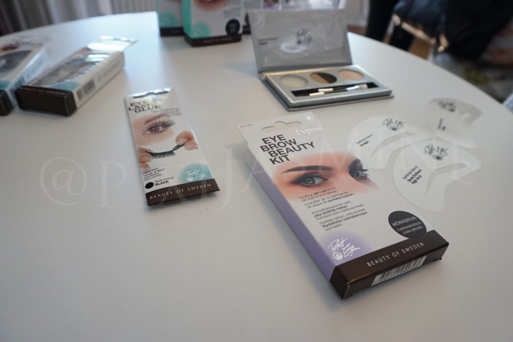 Depend Perfect Eye Event Collection