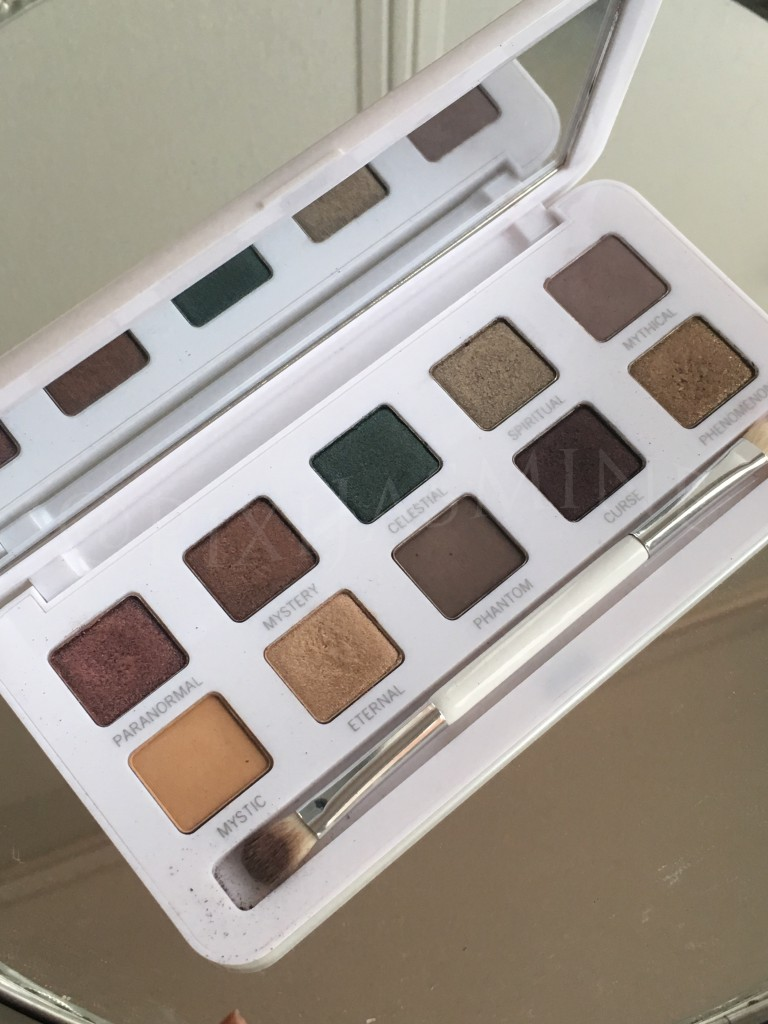 Models Own Supernatural Palette