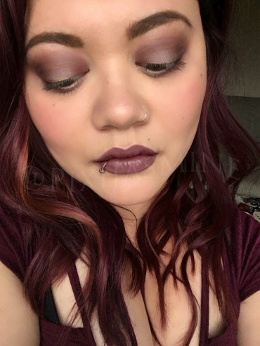 161014 LOTD NYX Ultimate Palette