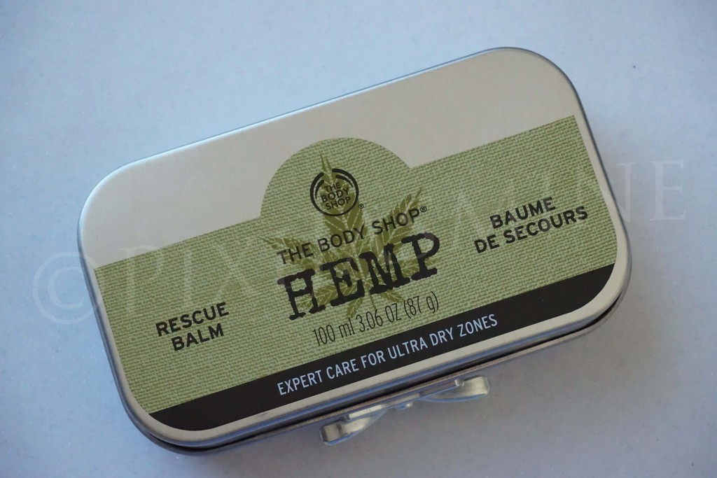 The Body Shop HEMP Change