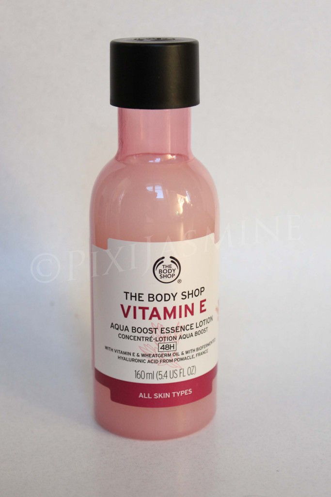 The Body Shop Vitamin E Series