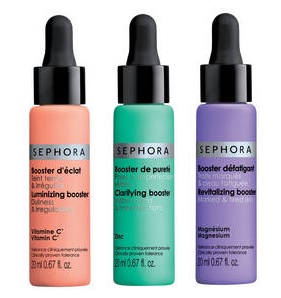 sephora boosters