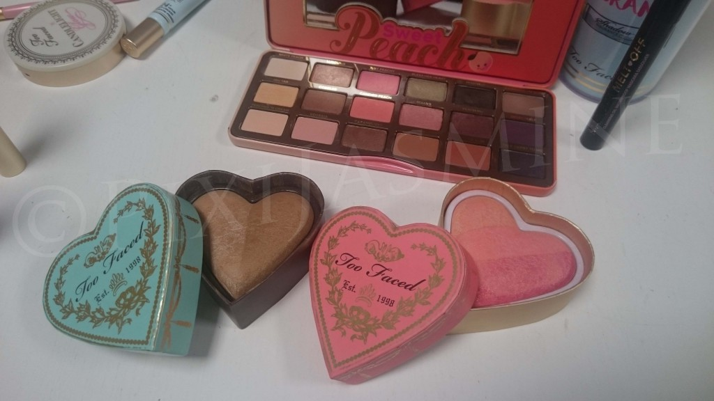 Too Faced summer 2016