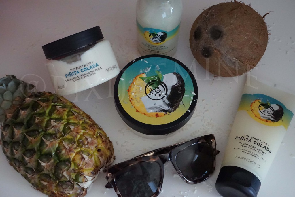 The body Shop Piñata Colada