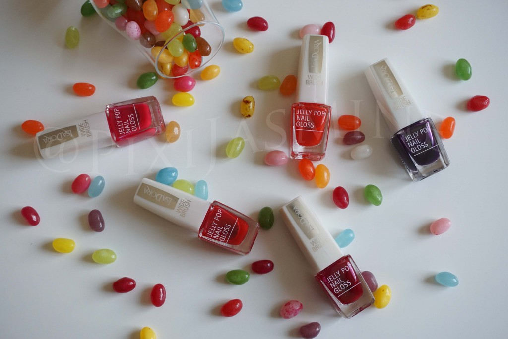 Isadora Jelly Pop Nail Gloss Nail Polish