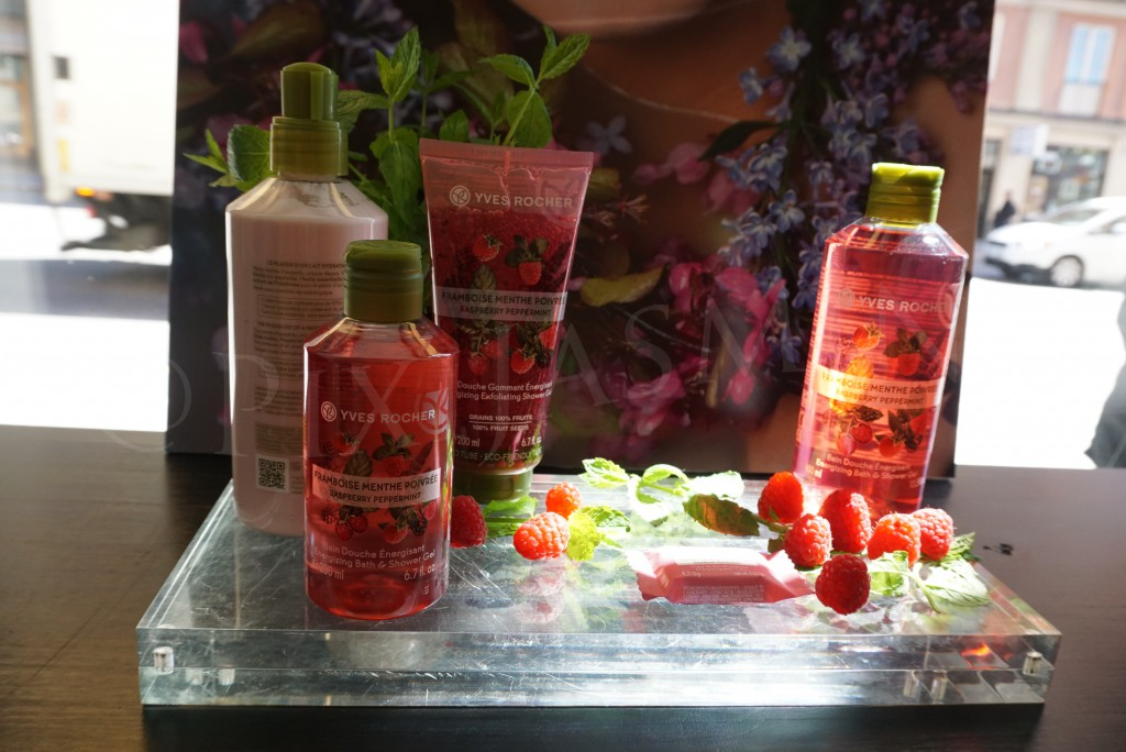Yves Rocher Summer Brunch 2016