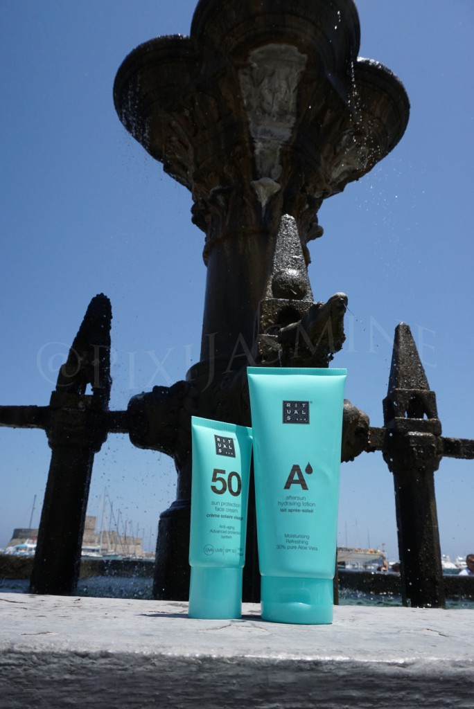 rituals 50 spf sunscreen cream