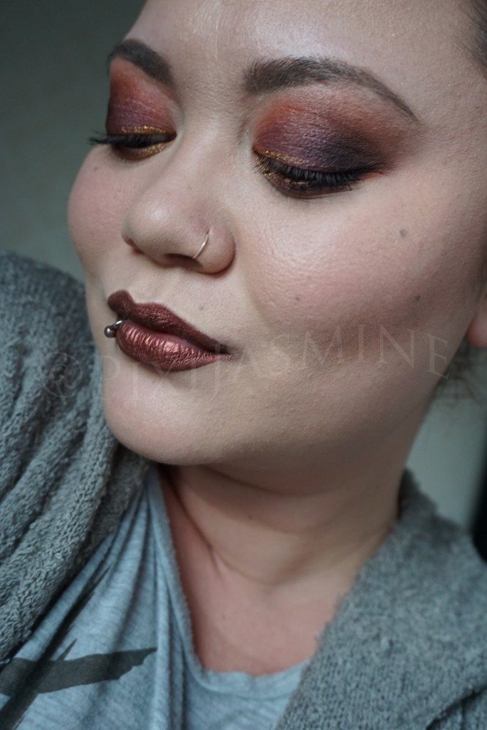 LOTD Violet Voss Palette Autumn Fall