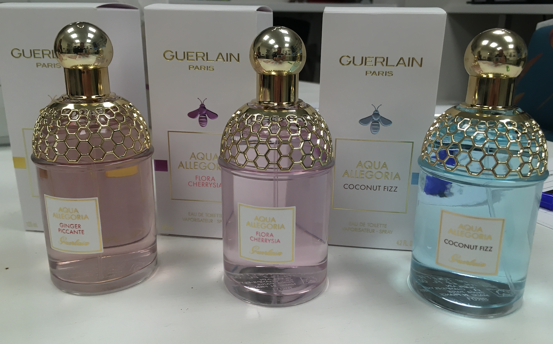 Guerlains New Fragrances Will Make You Wish For Spring